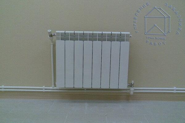 картинка: батареи отопления