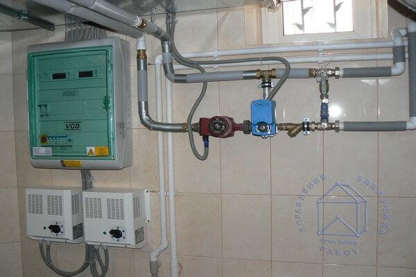 картинка: монтаж систем отопления
