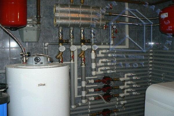 картинка: отопление помещения